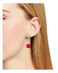 Aqua - Multicolor Nicolette Drop Earrings - Lyst