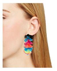 BaubleBar - Multicolor Santina Hoop Earrings - Lyst