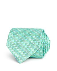 Vineyard Vines - Green Tonal Tuna Classic Tie for Men - Lyst