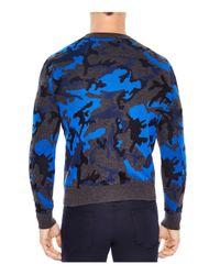 Sandro | Blue Enigma Sweater for Men | Lyst
