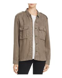 Soft Joie - Brown Gionna Military Jacket - Lyst
