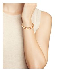Chan Luu - Metallic Mother-of-pearl Beaded Bracelet - Lyst