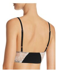 Only Hearts - Black So Fine Balconette Bralette - Lyst