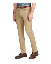 Polo Ralph Lauren - Natural Sullivan Slim Fit Jeans for Men - Lyst