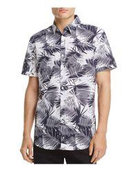 Sovereign Code - Blue Eastvale Regular Fit Button-down Shirt for Men - Lyst