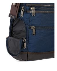 Tumi - Blue Alpha Bravo Navy Knox Backpack for Men - Lyst