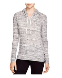 Alternative Apparel - Gray Eco Jersey Classic Hoodie - Lyst