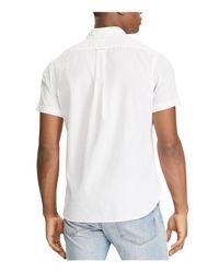 Polo Ralph Lauren - White Classic Fit Button-down Shirt for Men - Lyst