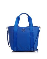 Tory Burch - Multicolor Quinn Small Zip Tote - Lyst