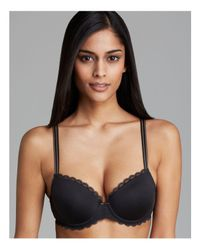 Chantelle | Black Merci Memory Foam T-shirt Bra | Lyst