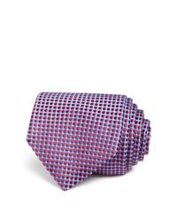 W.r.k. - Multicolor Half Circle Classic Tie for Men - Lyst