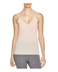 On Gossamer | Natural Ongossamer Reversible Mesh Cami | Lyst