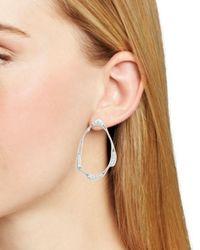 Kendra Scott - Metallic Livi Drop Earrings - Lyst