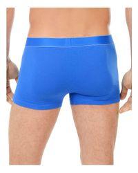 2xist - Blue Pima Stretch Boxer Briefs for Men - Lyst