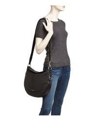 Marc Jacobs - Black The Drifter Leather Hobo - Lyst
