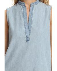 Rag & Bone - Blue /jean Barcelona Dress - Lyst