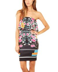Clover Canyon - Multicolor Cuba Scarf Dress - Lyst