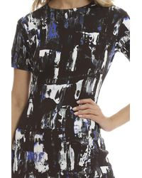 McQ Alexander McQueen - Multicolor Richter Dress - Lyst