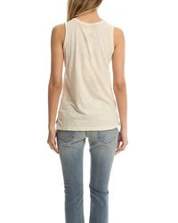Current/Elliott - Pink Muscle Tee - Lyst