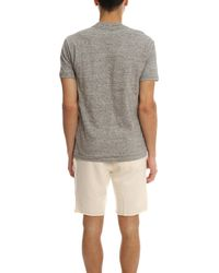 Todd Snyder - Gray Lopa Beach T-shirt for Men - Lyst