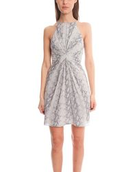 Zimmermann | Multicolor Seer Snake Ray Dress | Lyst