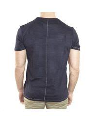Dondup - Men's Black Cotton T-shirt for Men - Lyst