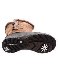 Baffin - Brown Women's Drift Series Kiki Boot - Lyst