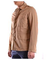 Gant - Men's Mcbi131013o Brown Cotton Outerwear Jacket for Men - Lyst