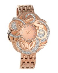 Cerruti 1881 - Watch Pink Gold Crwm041s2810 - Lyst