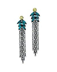 Nicole Romano | Blue Delun Earrings | Lyst