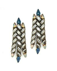 Nicole Romano | Multicolor Jinhai Earrings | Lyst
