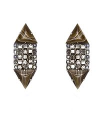 Nicole Romano - Metallic Ticino Earrings - Lyst