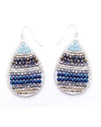 Nakamol | Multicolor Kalliope Earrings-blue | Lyst