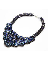 Nakamol - Multicolor Bonté Necklace-cobalt - Lyst