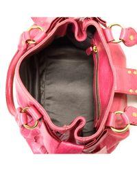 Miu Miu - Pink Pre-owned: Coffer Handbag - Lyst