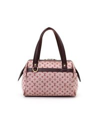 Louis Vuitton - Pink Pre-owned: Pochette Florentine - Lyst