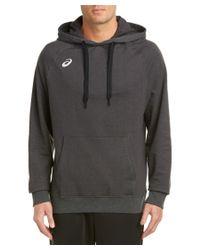 Asics | Gray All Sport Hoodie for Men | Lyst