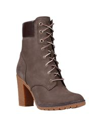 "Timberland - Brown Women's Glancy 6"" Boot Boots - Lyst"