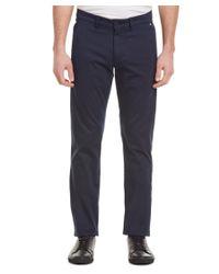 BOSS - Blue Boss Green Leeman Slim Fit Trouser for Men - Lyst
