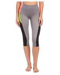 Spanx - Gray Compression Knee Pant - Lyst