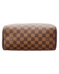 Louis Vuitton - Brown Damier Ebene Canvas Brera Pm - Lyst