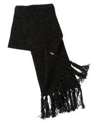 Rella - Bounty Women's Black Scarf - Lyst