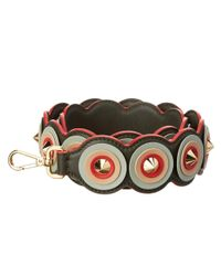 Fendi - Multicolor Leather Strap - Lyst