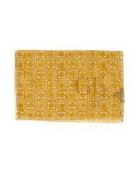 Gianfranco Ferré - Yellow D8f5958/5 Mustard Scarf - Lyst