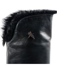 Andrew Charles by Andy Hilfiger - Andrew Charles Womens High Boot Black Suzi - Lyst