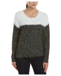 Two By Vince Camuto | Black Two By Vince Camuto Sweater | Lyst