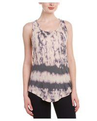 XCVI | Purple Top | Lyst