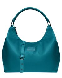 Lipault | Blue Large Hobo Bag | Lyst