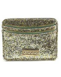 Deux Lux | Metallic Daiquiri Women Synthetic Wallet | Lyst