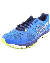 Asics - Gel-craze Tr 2 Men Round Toe Synthetic Blue Tennis Shoe for Men - Lyst